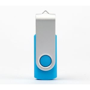 8GB Swivel USB Flash Drive Stick