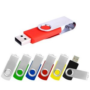 1GB Swivel USB Drive